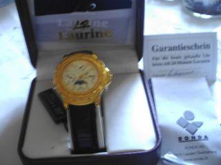 Armbanduhr Analog Awiss Quarz Laurine - Uhr - Unisex - Wie - Mit Karton Bild