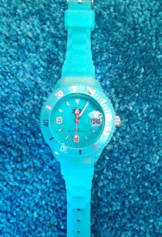 Ice Watch Türkis Glow Bild