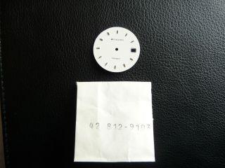 Junghans - Zifferblatt.  22 Mm Durchmesser.  Edel & Elegant.  Datumfenster Bild