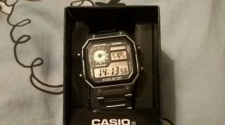 Casio World Time Bild