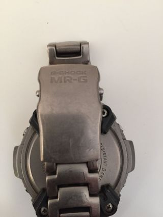 G Shock Mr - G 1760 Titan Bild