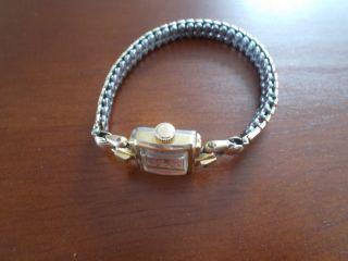 Uhr,  Dugena,  Damenarmbanduhr, Bild