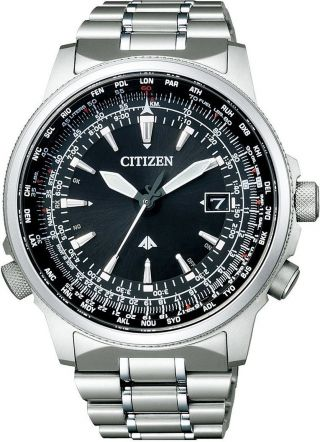 Citizen Promaster Sky Cb0130 - 51e Eco - Drive Solar Atomic Limited Japan Bild