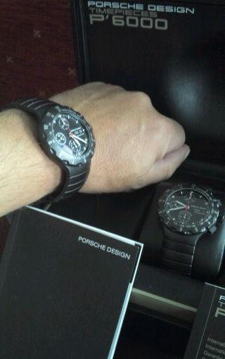Porsche Design P 6000 Neuwertig Bild