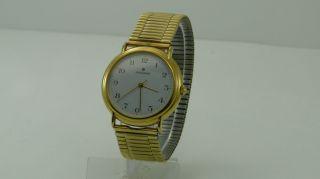 Junghans Uhr Handaufzug - Glasboden - Flexband Bild