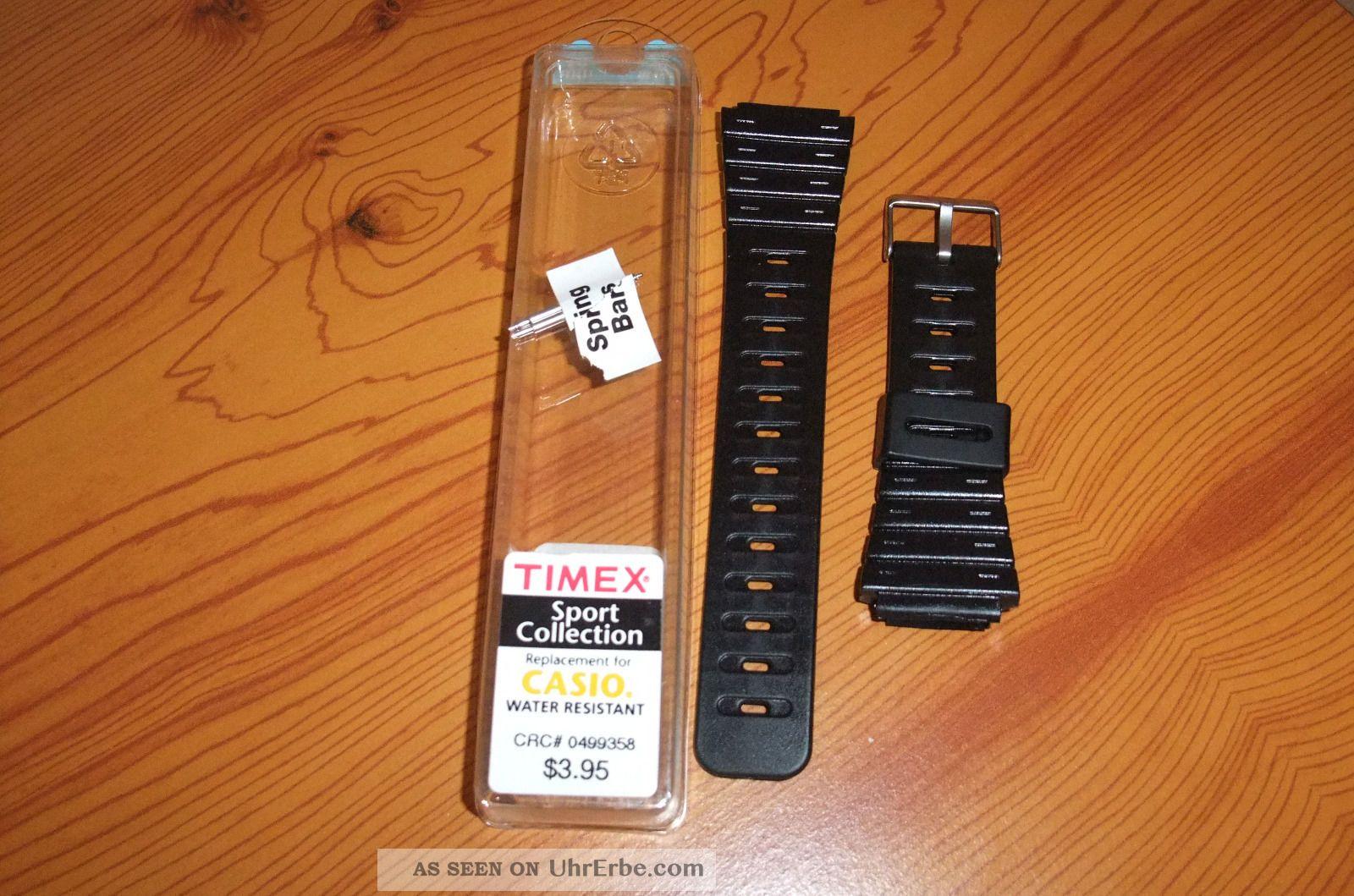 Uhrenarmband Von Timex 20 Mm Armbanduhren Bild
