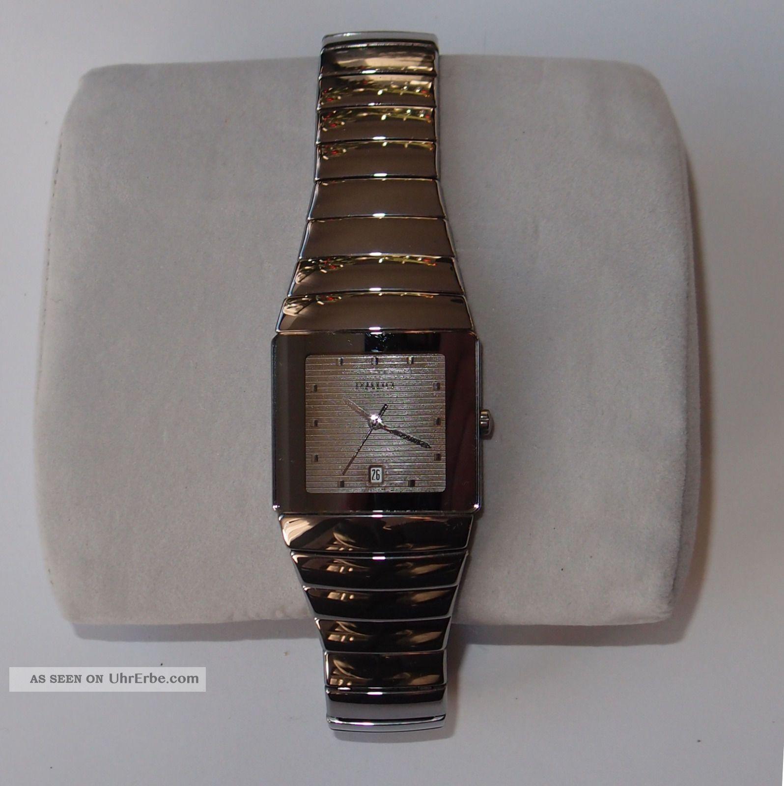 Rado Diastar Ceramic Unisex 152.  0332.  3 Armbanduhren Bild