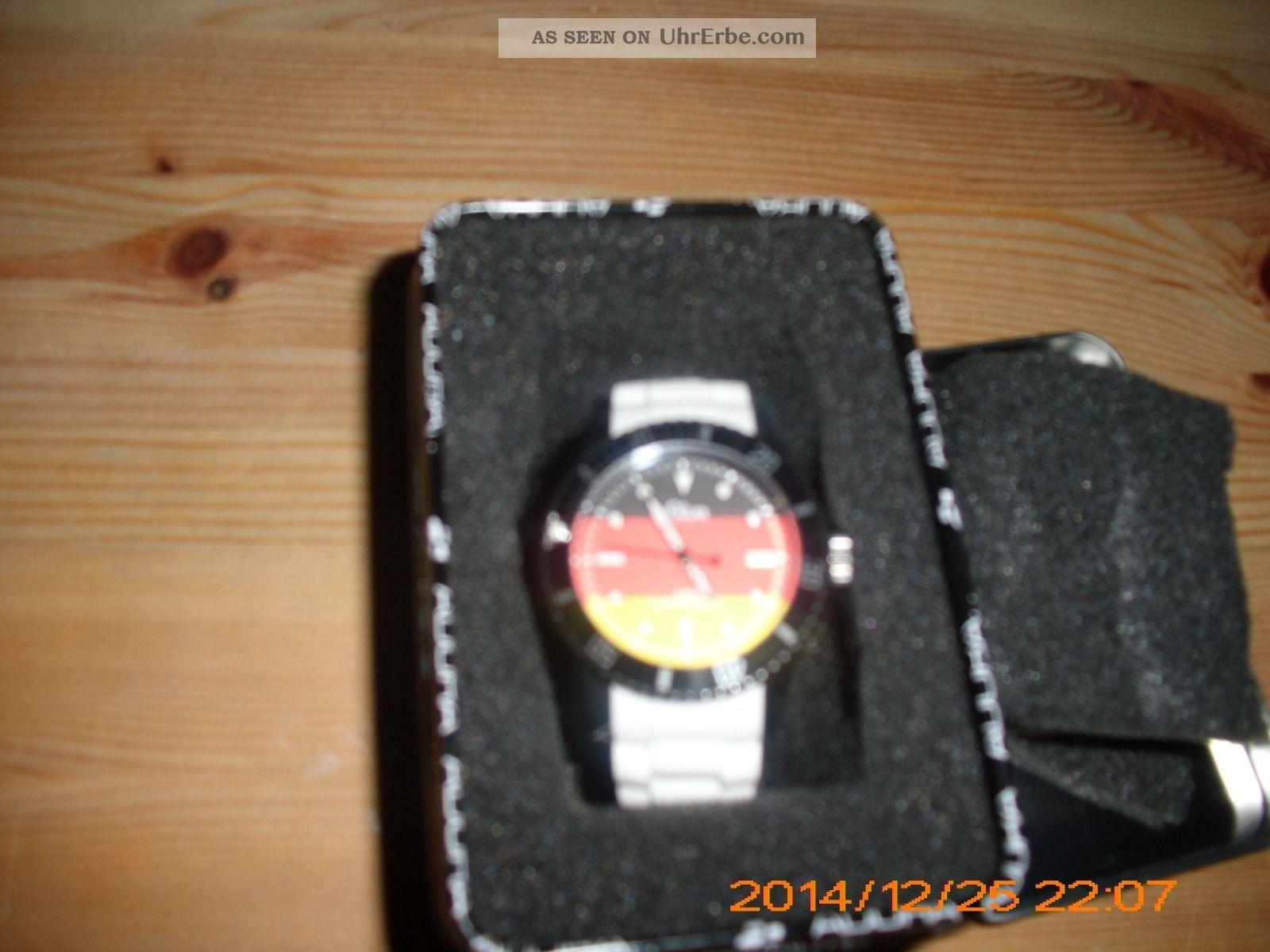 S.  Oliver Uhr Armbanduhren Bild