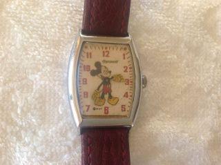 Ingersoll Micky Maus Uhr Bild