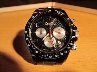 Zentra Chronometer Bild