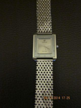 Jowissa Unisex Armbanduhr Silber Bild