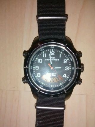 Timex Expedition Bild