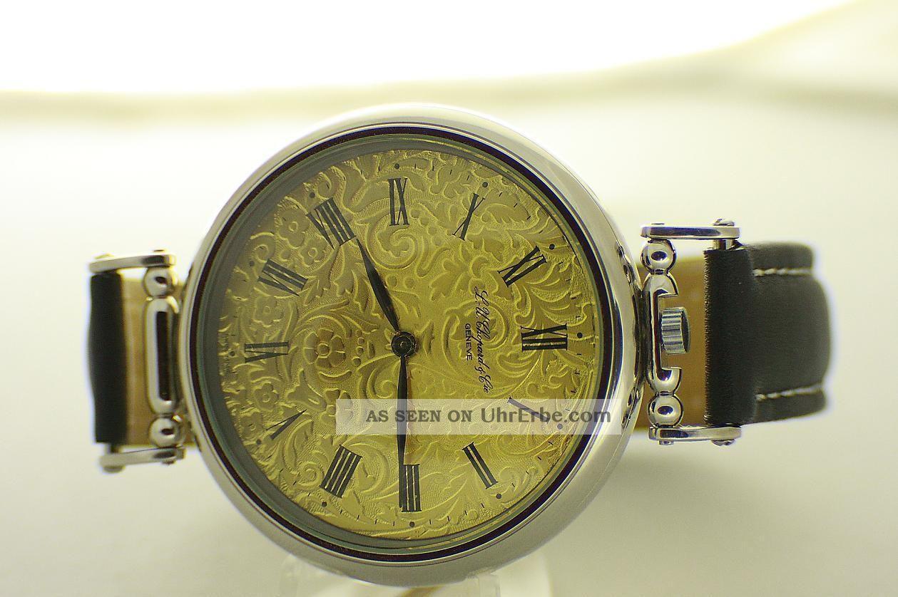 Chopard Swiss Watch Louis Ulysse Chopard & Cie Armbanduhren Bild