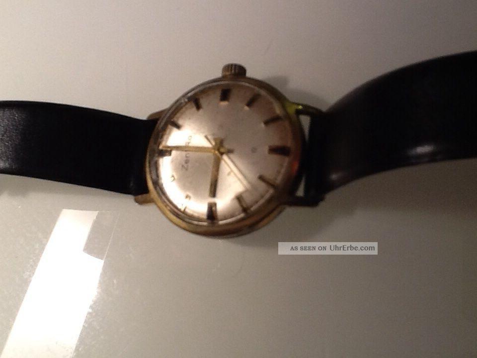 Alte Zentra Armbanduhr Armbanduhren Bild