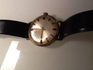 Alte Zentra Armbanduhr Bild