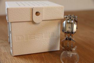 Diesel Dz5027 - Armbanduhr - Uhr Silber Edelstahl - Analog Bild