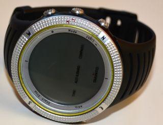 Suunto Core Uhr Outdoor Light Green Höhenmesser Barometer Kompass Top Bild