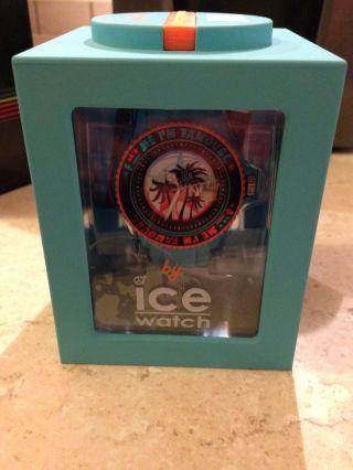 Ice Watch F Me I ' M Famous Ovp Unisex Fmif Türkis Bild