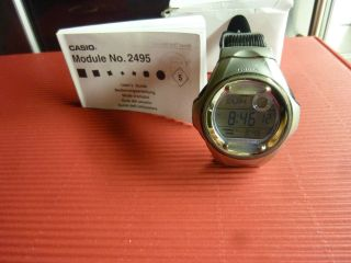 Armbanduhr Casio Uhr Baby - G,  Casio Module No.  2495 Bild