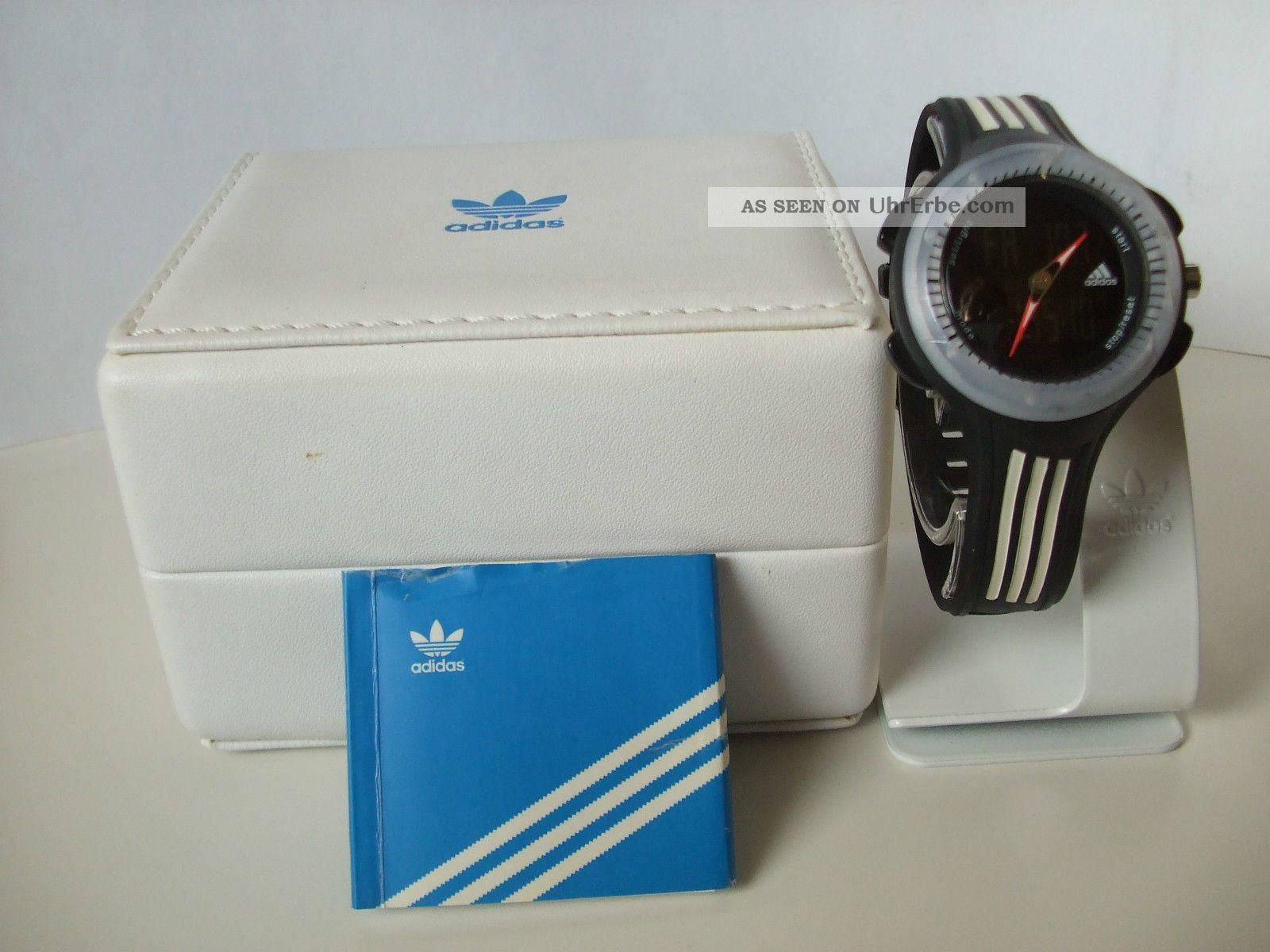 Sportliche Adidas Uhr Adp 1576 Armbanduhren Bild