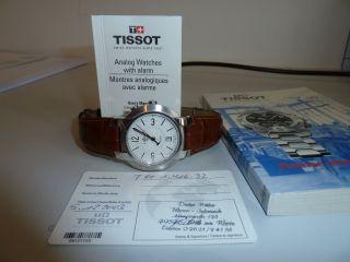 Tissot Analog Watches With Alarm Bild