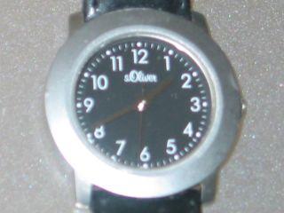Armbanduhr S.  Oliver - Lederarmband Von S.  Oliver - Bild