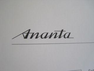 Seltener Seiko Antana Exklusiv Hardcover Katalog Mit Preisliste Bild