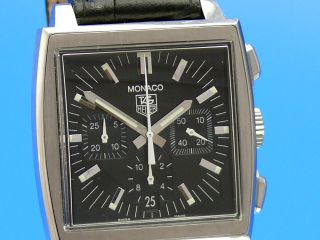Tag Heuer Monaco Chronograph Cw2111 Vom Uhrencenter Berlin Bild