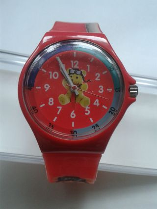 Kinderarmband Uhr Bild