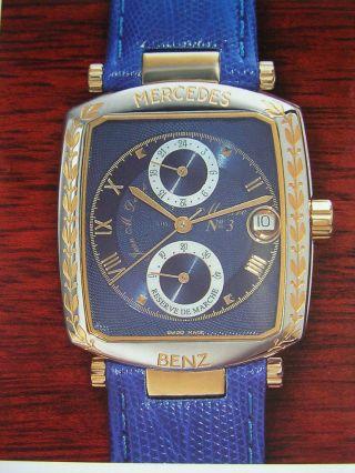 Automatic Uhr 18 Karat Vergoldet Bild