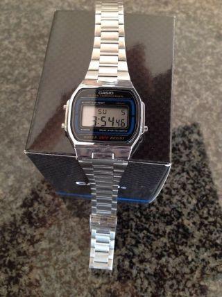Casio Chronograph Bild