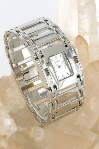 Jay Baxter Damennuhr Metall Armband Analog Bild