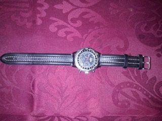 Detomaso Firenze Armbanduhr Für Herren (sl1624c - Bk) Bild