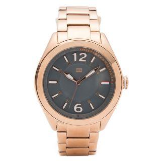 Tommy Hilfiger 1781369 Damen Rose Gold Überzogener Stahl Armbanduhr Bild