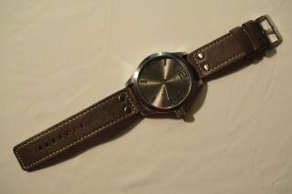 Oozoo Damen Armbanduhr - Armband Aus Leder Bild