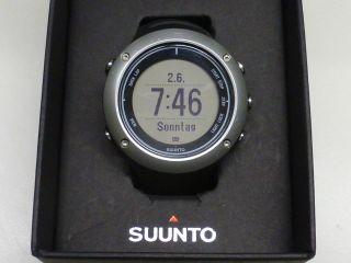 Suunto Ambit2 S Graphite Sportuhr,  Multifunktionsuhr Mit Gps Bild