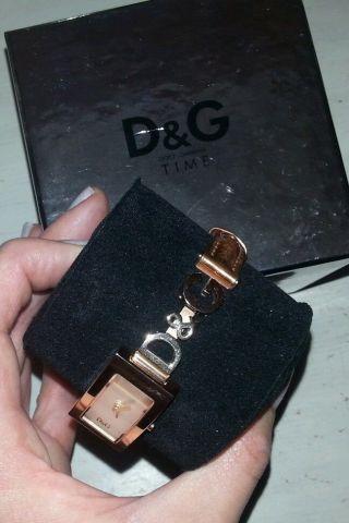 Dolce Gabbana Uhr Damen Bild