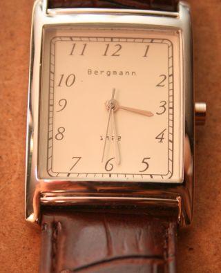 Damen Armbanduhr Bergmann Modell 1922 Klein Bild