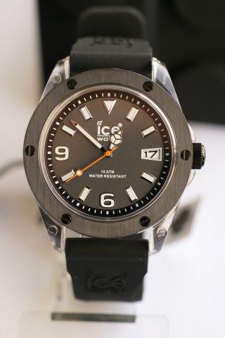 Ice - Watch Herrenuhr Xl - Black - Xl,  Xx.  Bk.  Xl.  S.  11 Bild