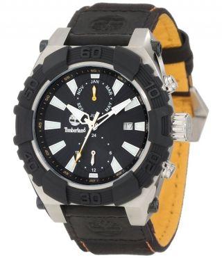 Timberland Multifunktionsuhr Hookset Herren Uhr Watch 13321jstb Bild