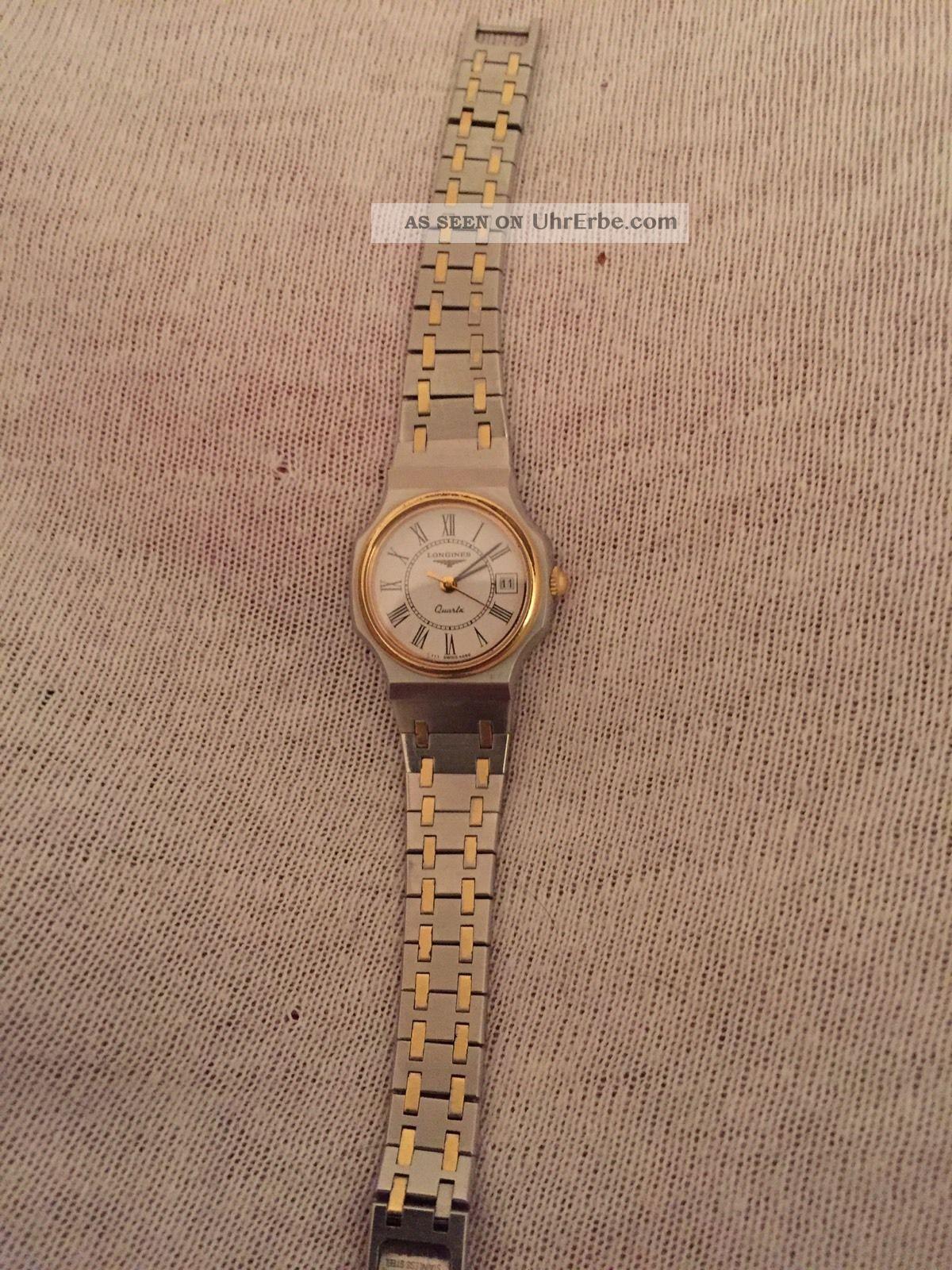 Longines Damenuhr Armbanduhren Bild