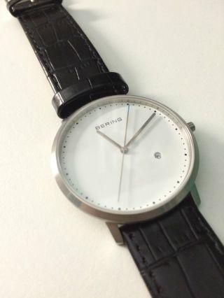 Bering Armbanduhr Herren 11139 - 404 Bild