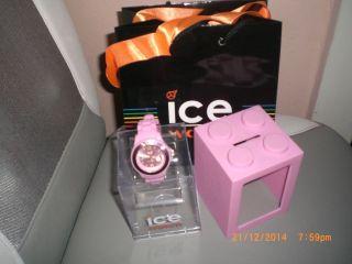 Ice Watch Armbanduhr (si.  Pk.  S.  S.  09) Pink, Bild