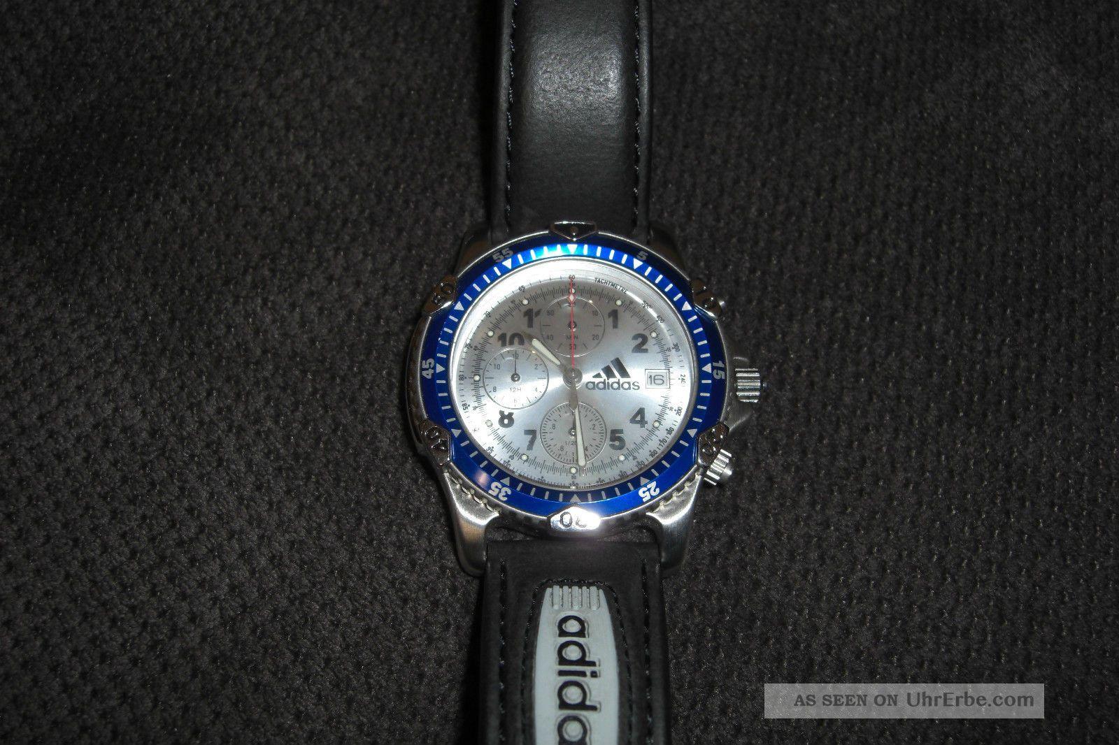 Adidas Chronograph Armband Uhr Armbanduhren Bild