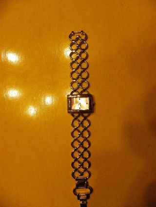 Armbanduhr Damen Modisch Metallband Quartz Pazific - Time Bild