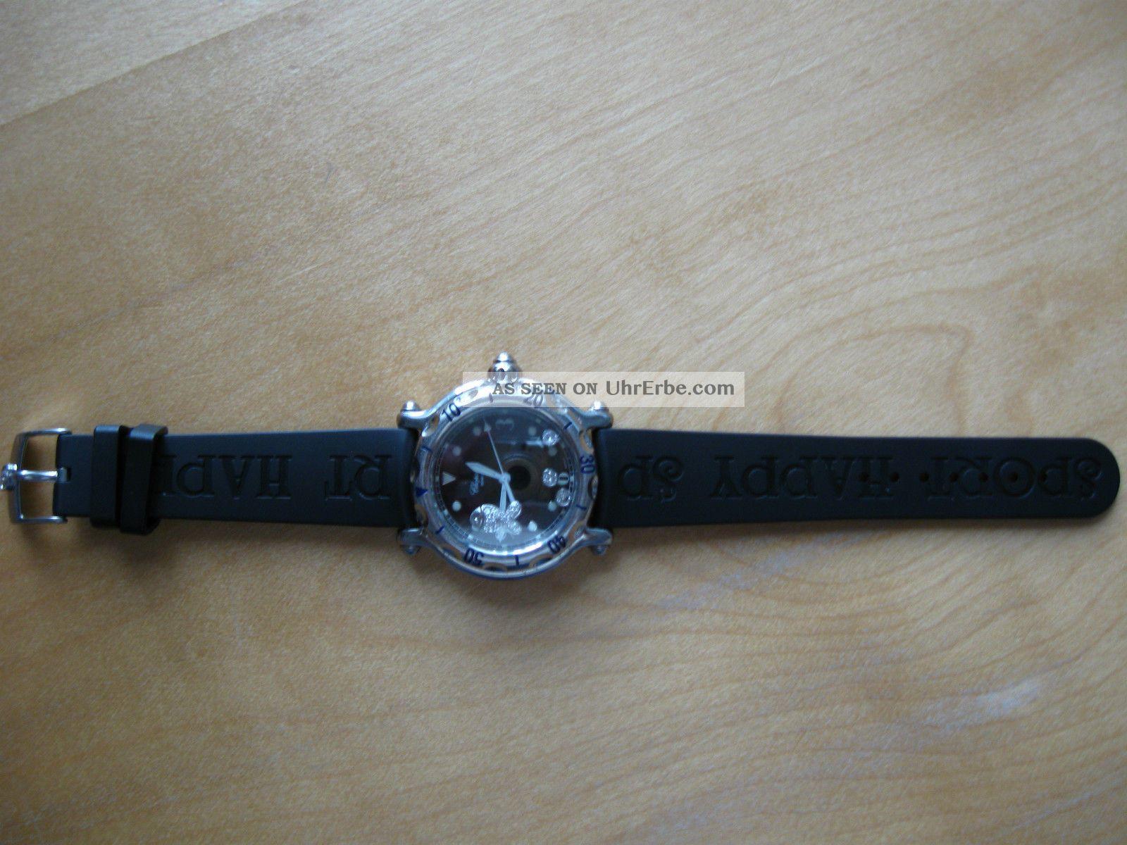 Chopard Happy Sport / Happy Fish 28/8347 Armbanduhren Bild
