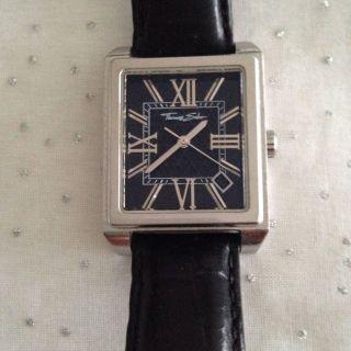 Thomas Sabo Uhr Armbanduhr Glam&soul Schwarz Top Bild