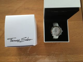 Thomas Sabo Rebel At Heart Wa0024 - 207 - 202 - 44 Chrono - Bild