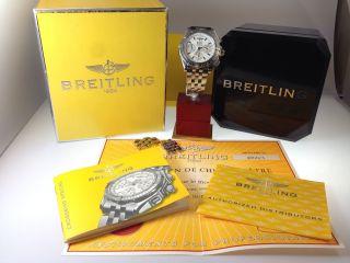 Breitling Crosswind Special Aus 2007 Box Und Papiere In Bild