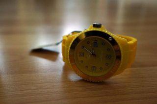 Ice Watch - Armbanduhr - Gelb - Damen Und Herren - Unisex - Bild